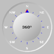 Wind direction | Metrological station - Alcaidesa Marina, Marina in Andalucia, in the Straits of Gibraltar
